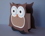 Owl Gift Bag by