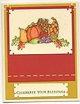 Thanksgiving Card by