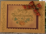 Happy Thanksgiving 2008 by
