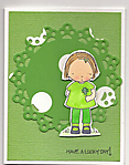 St. Patrick's Day Card by