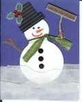 Brrr...my favorite snowmen! by