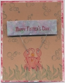 CRABBY  FATHER'S DAY by